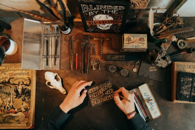 freifliegend| Hexe| Hexenkunst| Spiritualität| Kunst| Künstlerin| Tarot| Arts and Craft