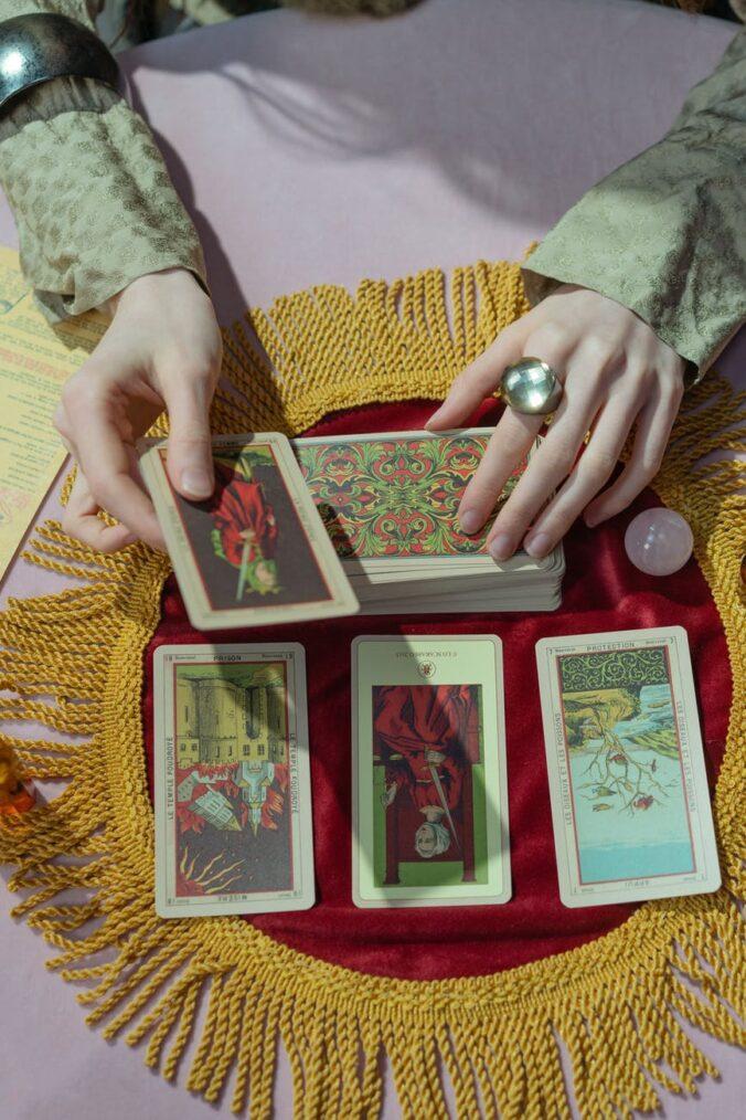 freifliegend - Magie| Tarot| Kunst| Nachhaltigkeit